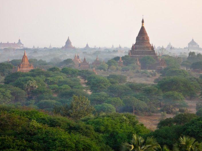 Evergreen Myanmar Reisen