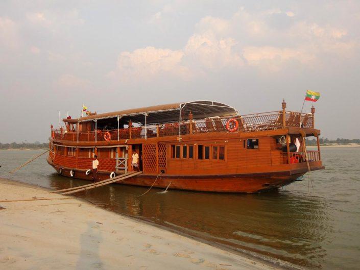 Flusskreuzfahrten in Myanmar