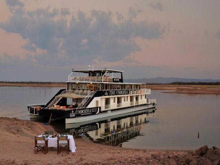 Sambia – Hausboot-Safari auf dem Sambesi