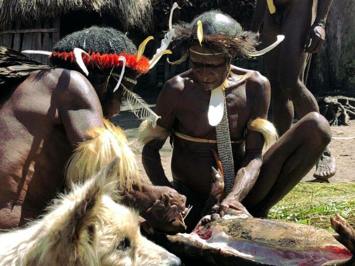 West Papua – die wilden Krieger des Baliem Tals