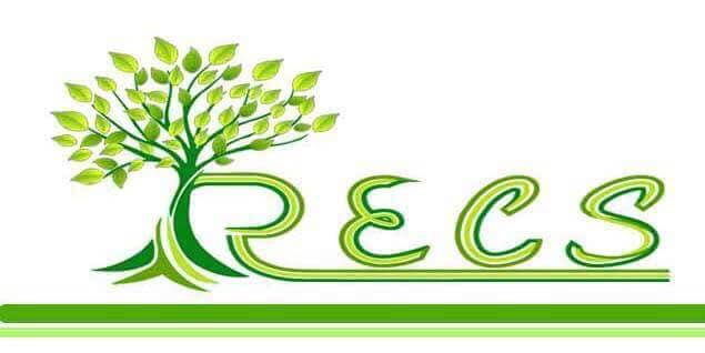 grünes Logo von der Umweltorganisation Myanmar RECS