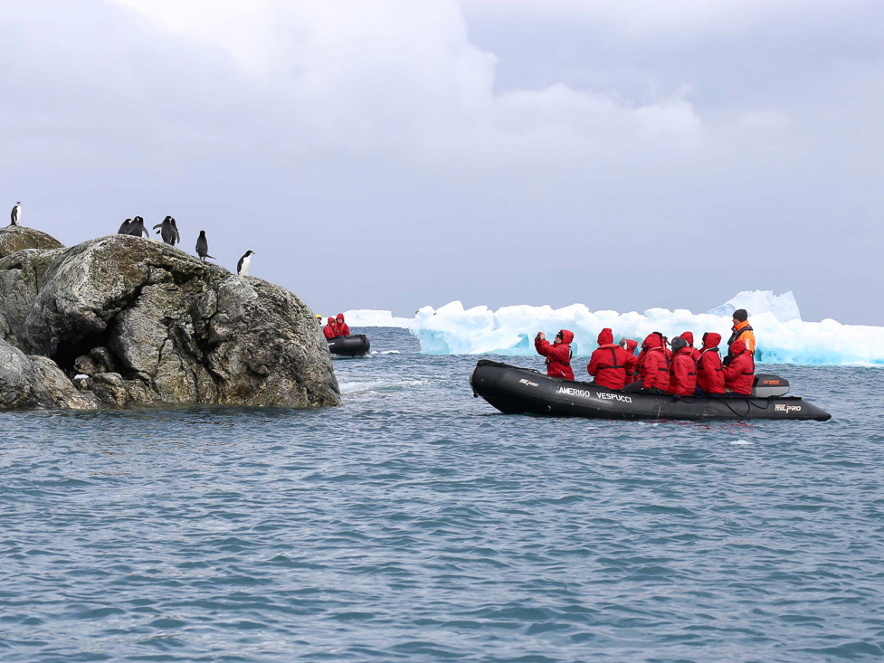 Coronafreies Reiseziel #5 👉 Antarktis-Kreuzfahrt