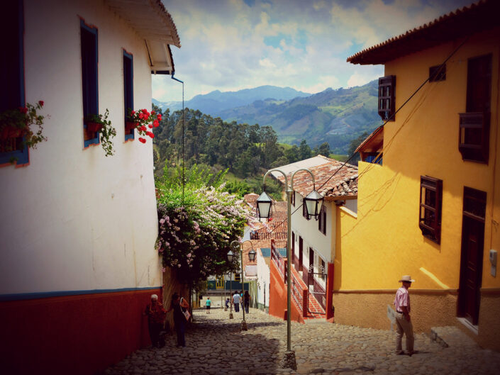 Coronafreies Reiseziel #3 👉 Jericó in Kolumbien