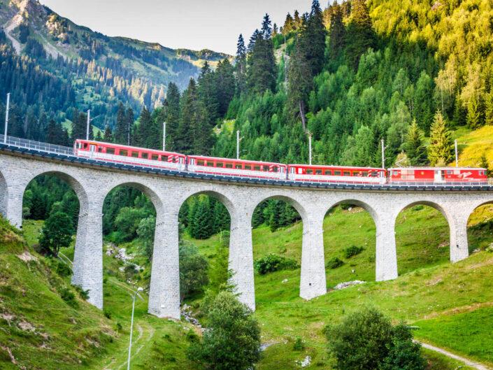 Schweizer Panoramarouten