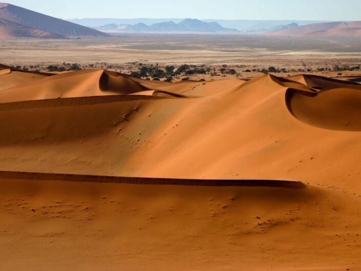 Namibia – Dünen, Safaris und charmante Städte