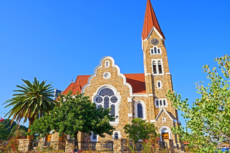 Christchurch in Windhoek
