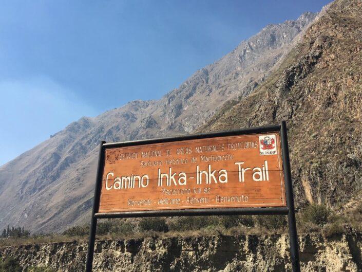 Peru – Wanderung auf dem Inka-Trail